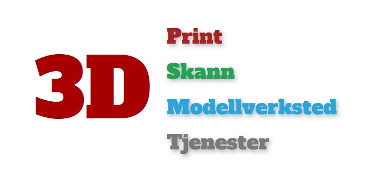 3D Print tjenester