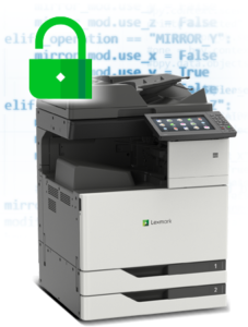Lexmark Håndtering og sikker print